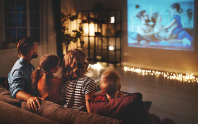 Host a Kids Movie Night and Follow These Tips